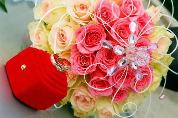 Тематическое оформление свадьбы